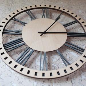 BAOBAB: настенные часы из дерева Классик