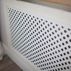 BAOBAB: декоративный деревянный экран на батарею