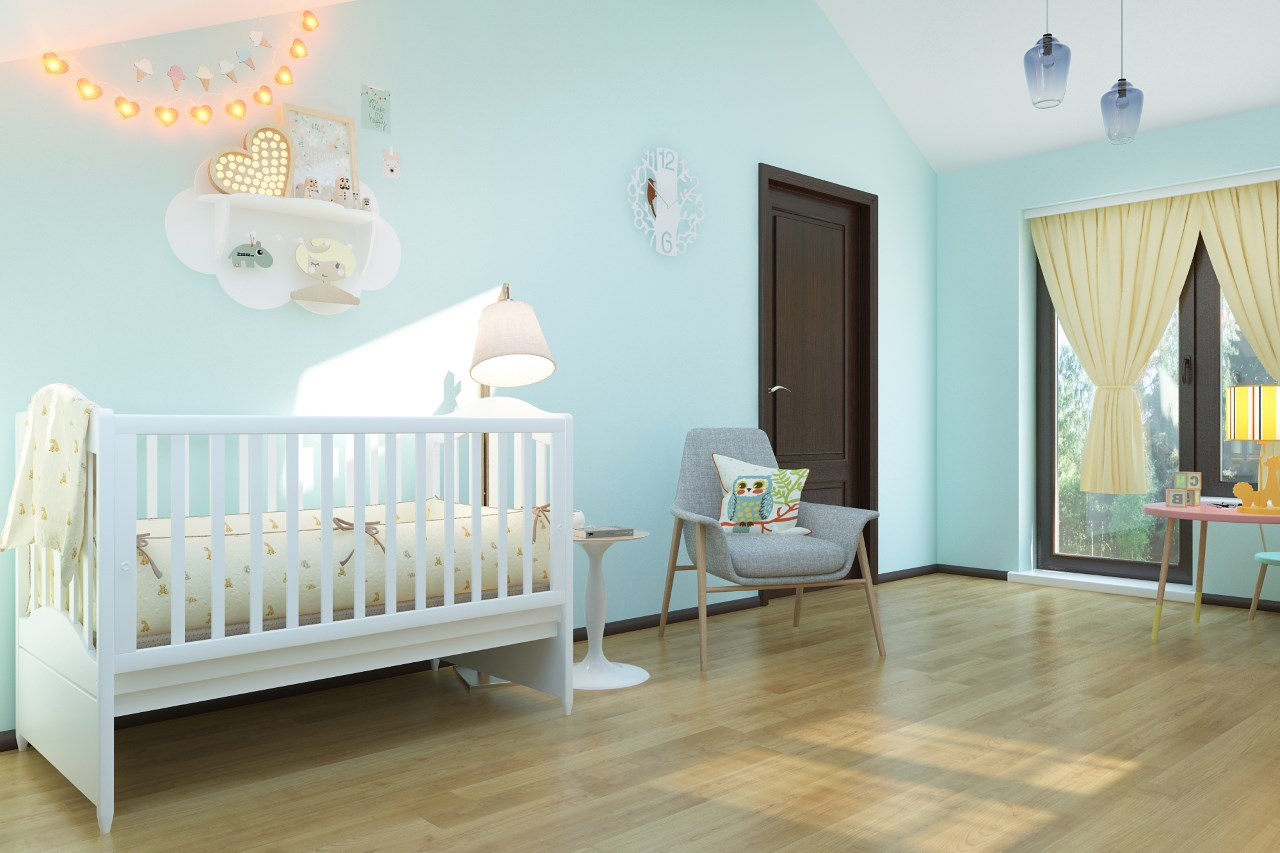 BAOBAB: children's room interior design