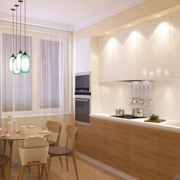BAOBAB: дизайн интерьера кухни