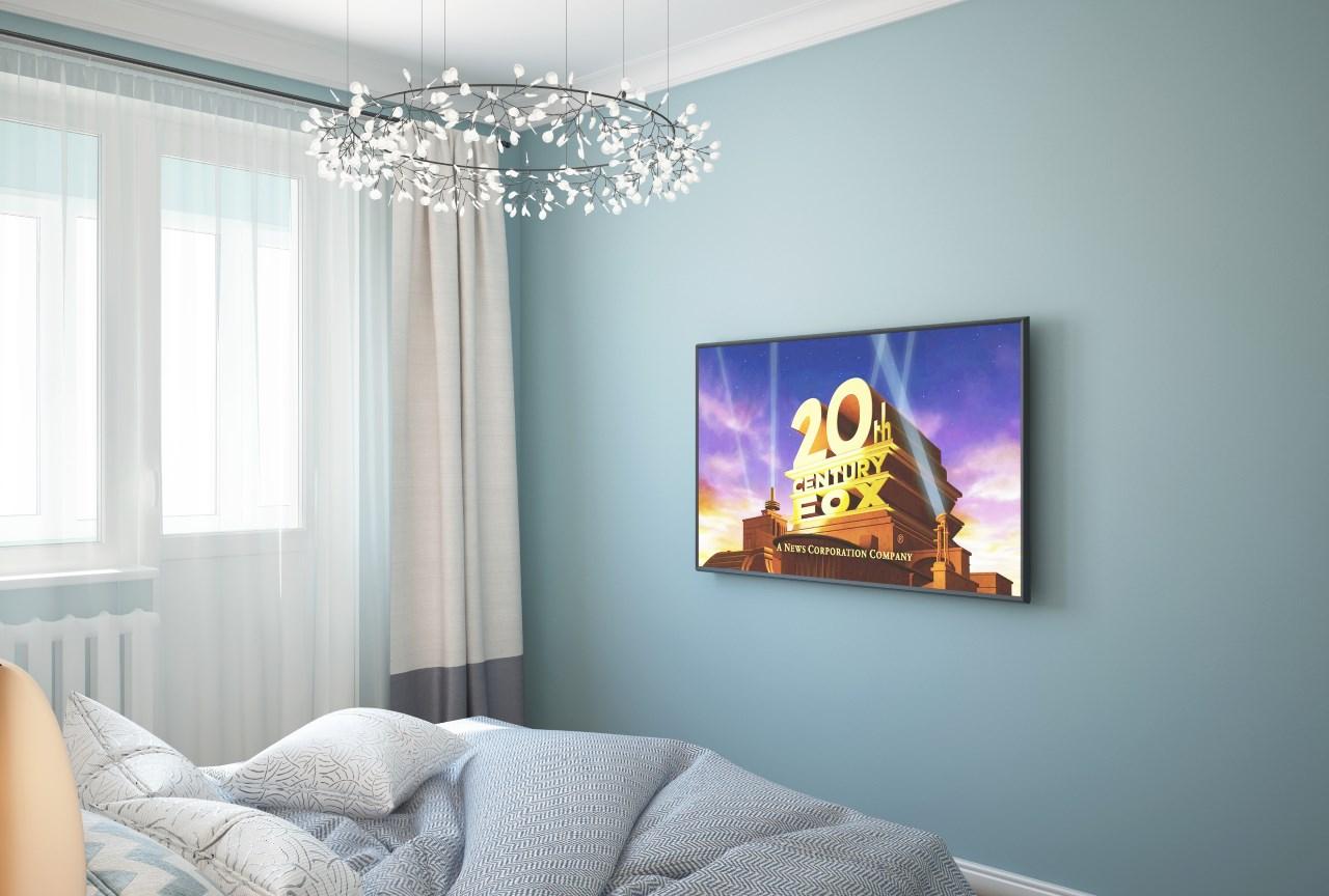 BAOBAB: дизайн интерьера спальни