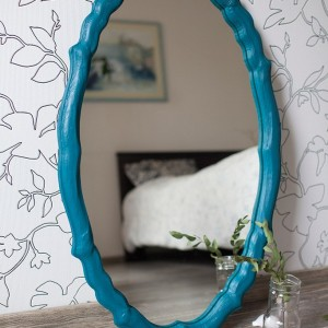 BAOBAB: дизайнерское зеркало для интерьера Wave