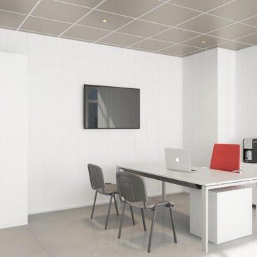 BAOBAB: дизайн интерьера офисного помещения